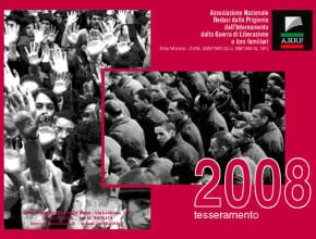 Tesseramento ANRP 2008