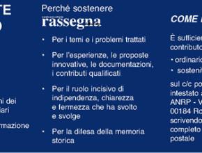 """Contributi 2008 a """"Rassegna"""""""