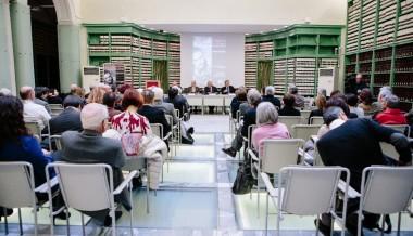 Intervento del Presidente Orlanducci alla Biblioteca Giovanni Spadolini – 20 gennaio 2016