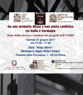 Da una memoria divisa a una storia condivisa tra Italia e Germania