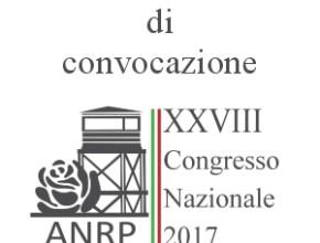 Avviso di convocazione del congresso ordinario dell'ANRP