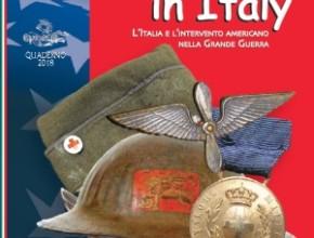 """Presentazione: """"Over there in Italy. L'Italia e l'intervento americano nella Grande Guerra"""""""
