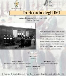 In ricordo degli IMI