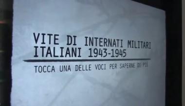 Le vite degli internati militari italiani raccontate in una mostra all'ANRP