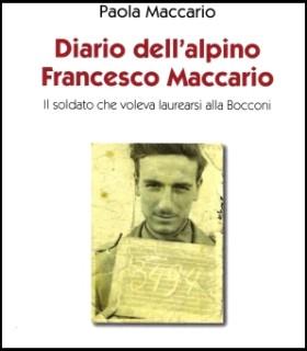 """Presentazione del libro: """"Diario dell'alpino Francesco Maccario"""""""
