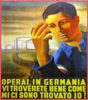 Una lacuna sulla storia dell'Italia: il lavoro coatto nei campi e nelle officine del Terzo Reich
