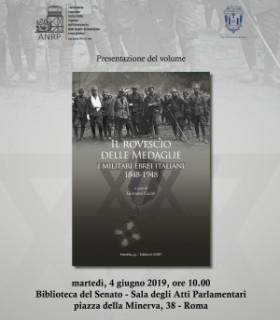 """Presentazione del volume: """"I rovescio delle medaglie. I militari ebrei italiani 1848-1948"""