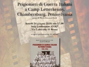 Mostra: Prigionieri di Guerra Italiani a Camp Letterkenny, Chambersburg, Pennsylvania