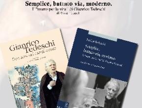 Presentazione di due volumi su: Gianrico Tedeschi