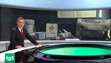 """Servizio del TG3 sulla visita dell'Ambasciatore Elbling al Museo """"Vite di IMI"""""""