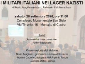 I militari italiani nei lager nazisti: presentazione a Montalto di Castro