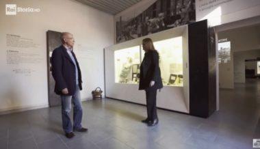 """Rai Storia: interviste presso il Museo """"Vite di IMI"""""""