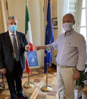 Incontro con il prefetto di Bergamo