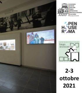 """Open House Roma – Apertura straordinaria Museo """"Vite di IMI"""""""